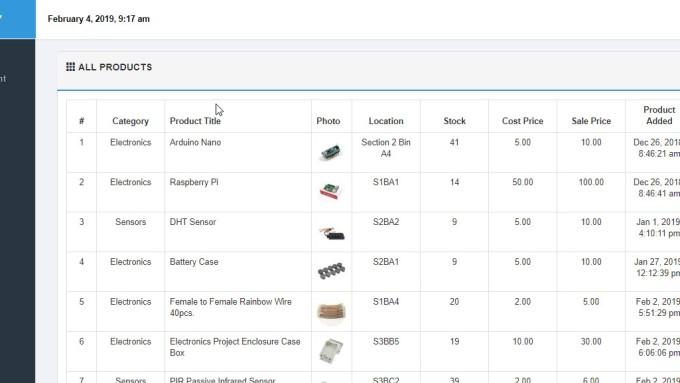 CoreConduit – Electronics, Arduino, Raspberry Pi ~ Smart Garden System